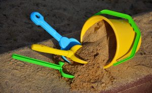 Sandkaste Kijufa