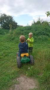 Traktor & Zwillinge