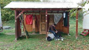 KiJuFa Maintal Wetterhütte